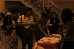 Venda de Camisetas Cineclube Bamako