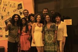 Equipe Bamako e convidados